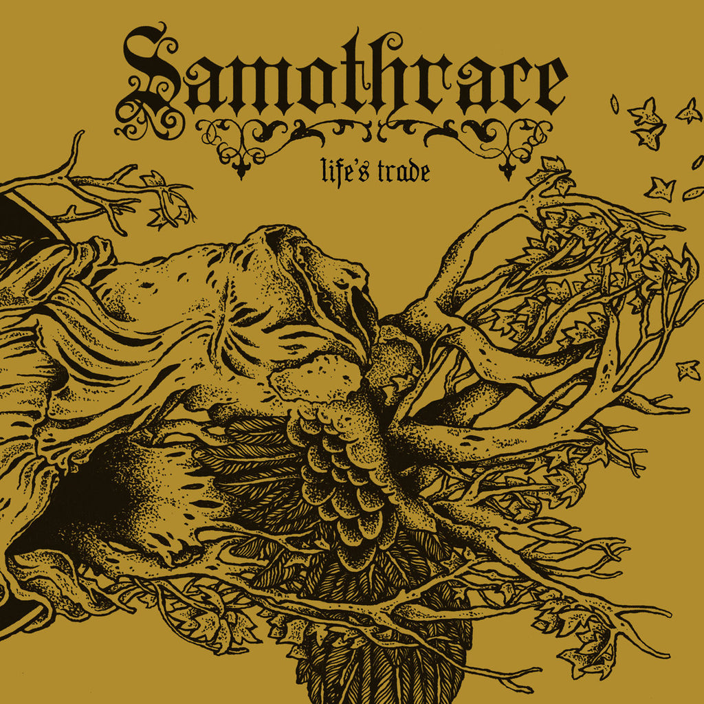 "Samothrace 'Life's Trade' 2x12"" LP"