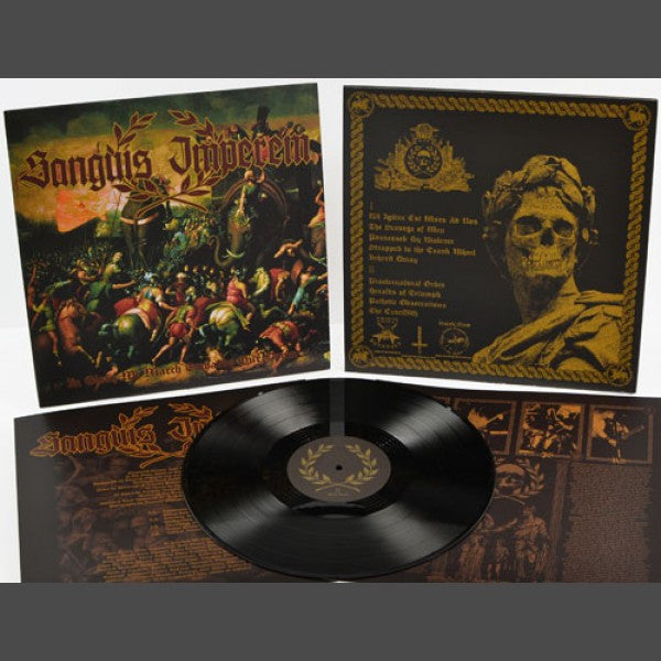 "Sanguis Imperem 'In Glory We March Towards Our Doom' 12"" LP"