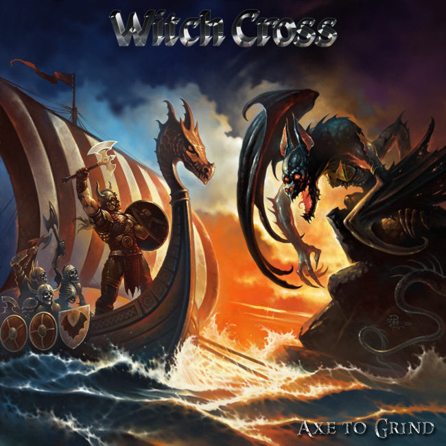 WITCH CROSS 'Axe to Grind' CD