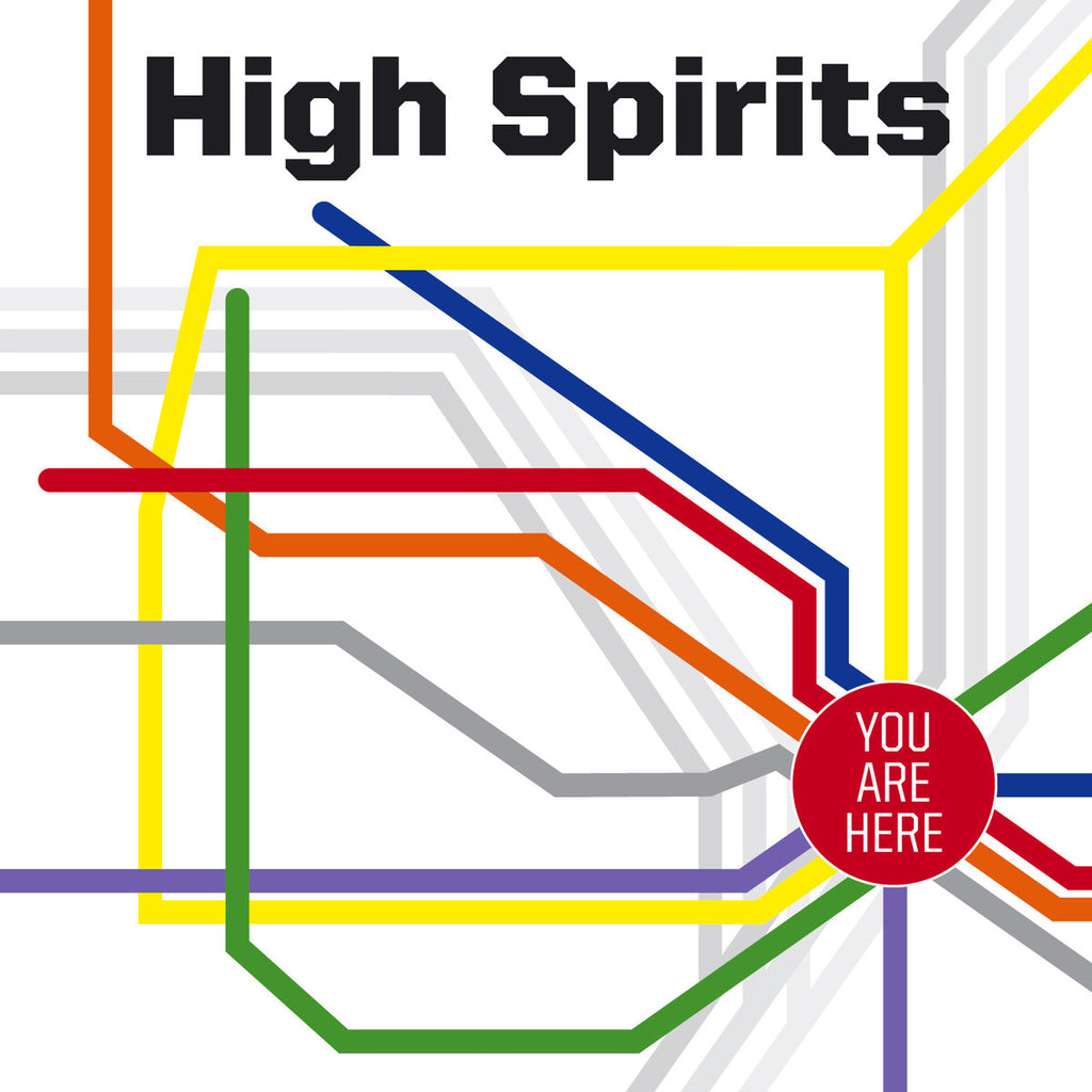 High Spirits 'You Are Here' CD