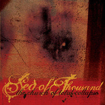 Sea of Thousand 'The Church of Total Collapse' CD