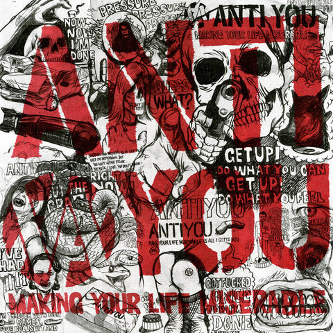 Anti-You 'Making Your Life Miserable' 7""