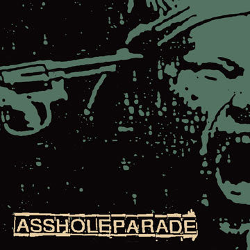 "Asshole Parade 'Embers' 12"" LP"
