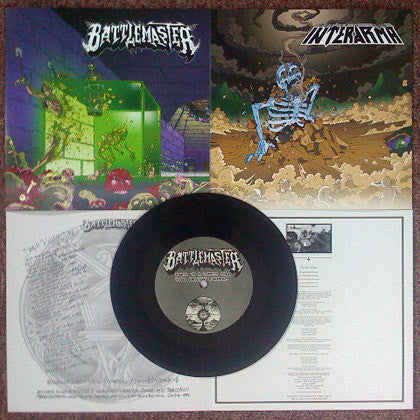 Battlemaster / Inter Arma - split 7""