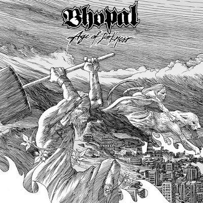 "Bhopal 'Age of Darkness' 12"" LP"