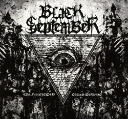 "Black September 'The Forbidden Gates Beyond' 12"" LP"