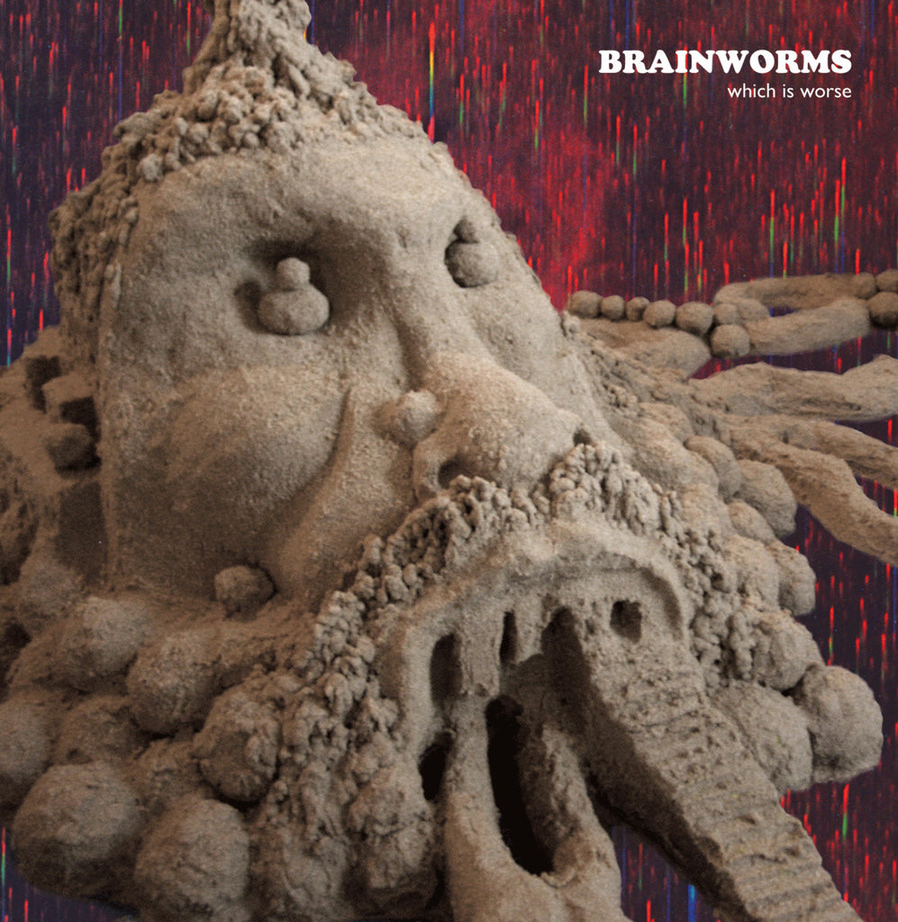 "Brainworms 'Which is Worse' 12"" LP"