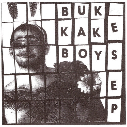 "Bukkake Boys 's/t' (2nd) 7"" EP"