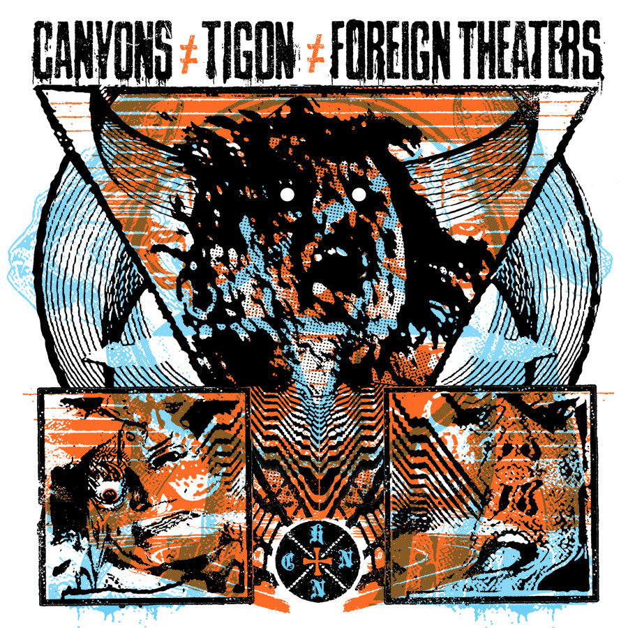 Canyons/Tigon/Foreign Theaters 'Can't Have Nothin Nice' Split 12""