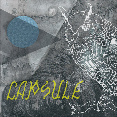 "Capsule 'No Ghost' 12"" LP"