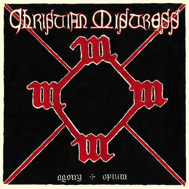 Christian Mistress 'Agony & Opium' CD