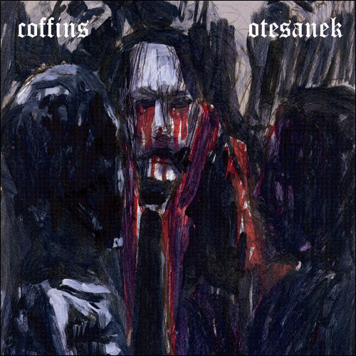 "Coffins / Otesanek - Split 12"" LP"