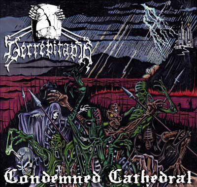 "Decrepitaph 'Condemned Cathedral' 12"" LP"