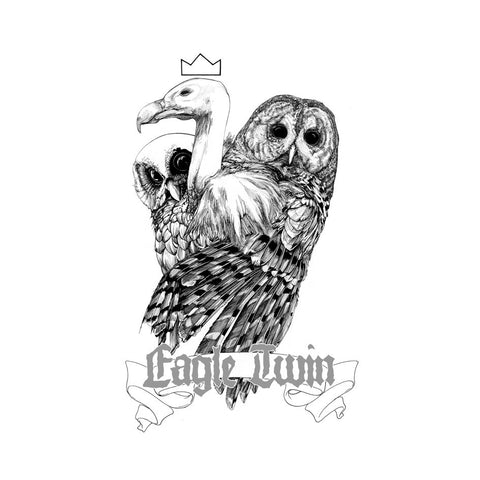 "Eagle Twin & Pombagira - Split 12"" LP"