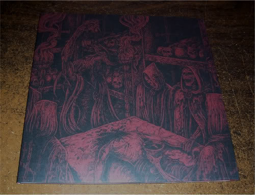 "Embrace of Thorns 'Atonement Ritual' 12"" LP"