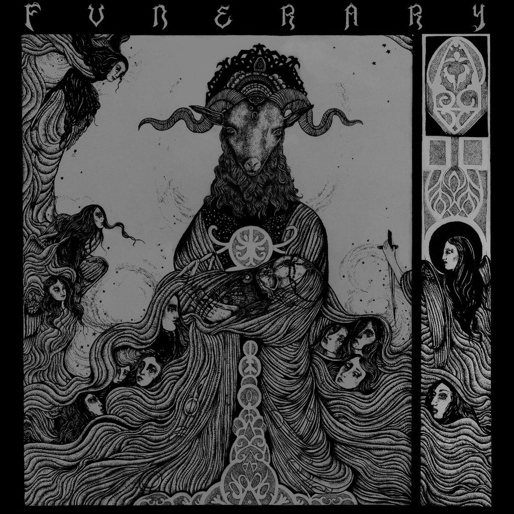 "Funerary 'Starless Aeon' 12"" LP"