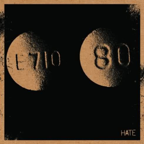 "Hate 'Demo Collection' 12"" LP"