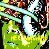 "Hex Machine 'Run to Earth' 12"" LP"