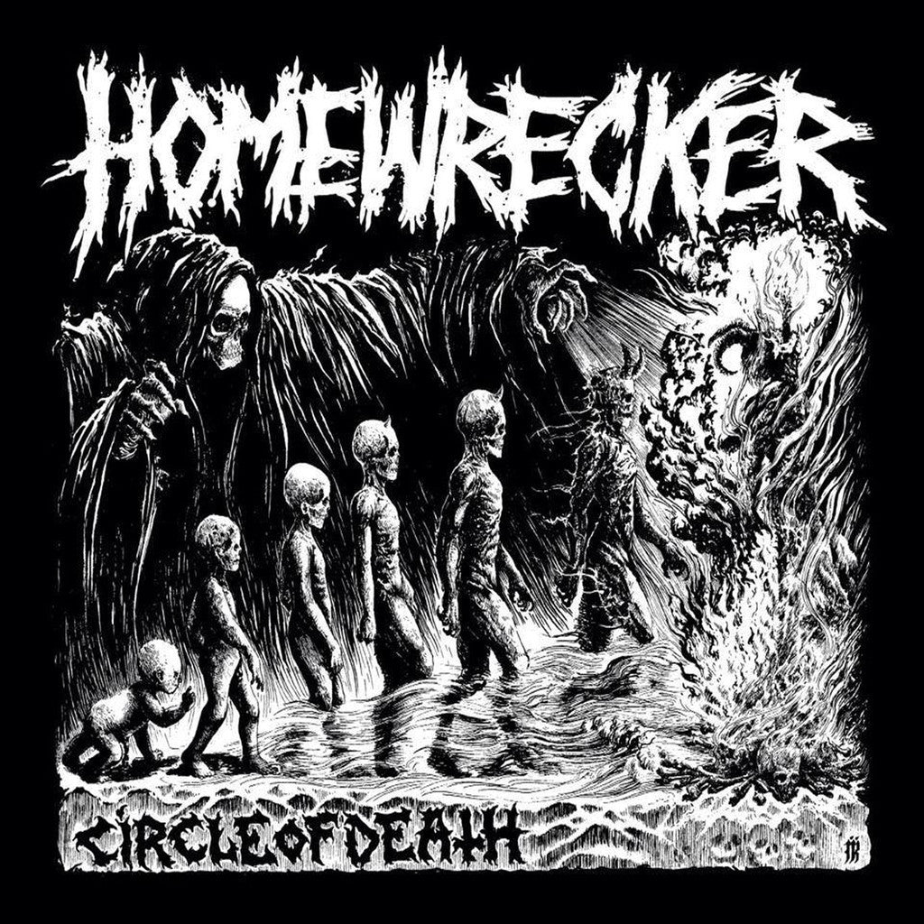 Homewrecker 'Circle of Death' 12""