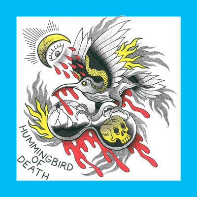 Hummingbird of Death 'Show Us the Meaning of Haste' CD