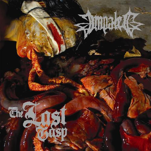 "Impaled 'The Last Gasp' 12"" LP"