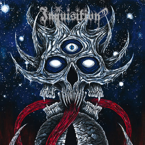 Inquisition 'Ominous Doctrines of the Perpetual Mystical Macrocosm' CD