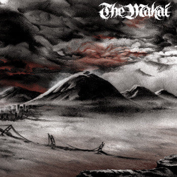"The Makai 'Embracing the Shroud of a Blackened Sky' 12"" LP"