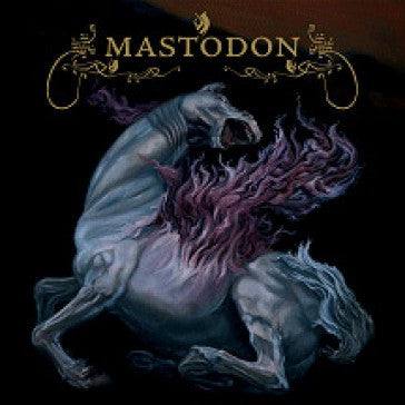 Mastodon 'Remission' CD