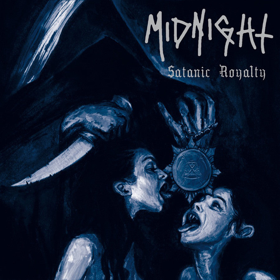"Midnight 'Satanic Royalty' 12"" LP"