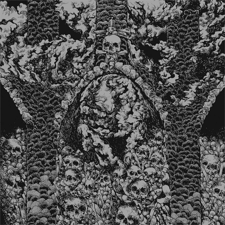 "Mutilation Rites 'I Am Legion' 12"" LP"