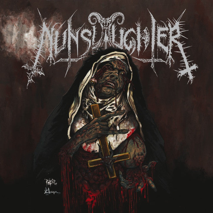 Nunslaughter 'DemoSlaughter' CD