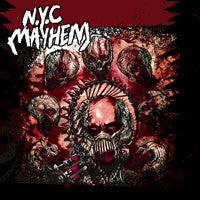 NYC Mayhem - 'The Metal & Crossover Days' (DOUBLE CD)
