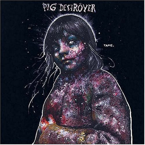 Pig Destroyer 'Painter of Dead Girls' CD