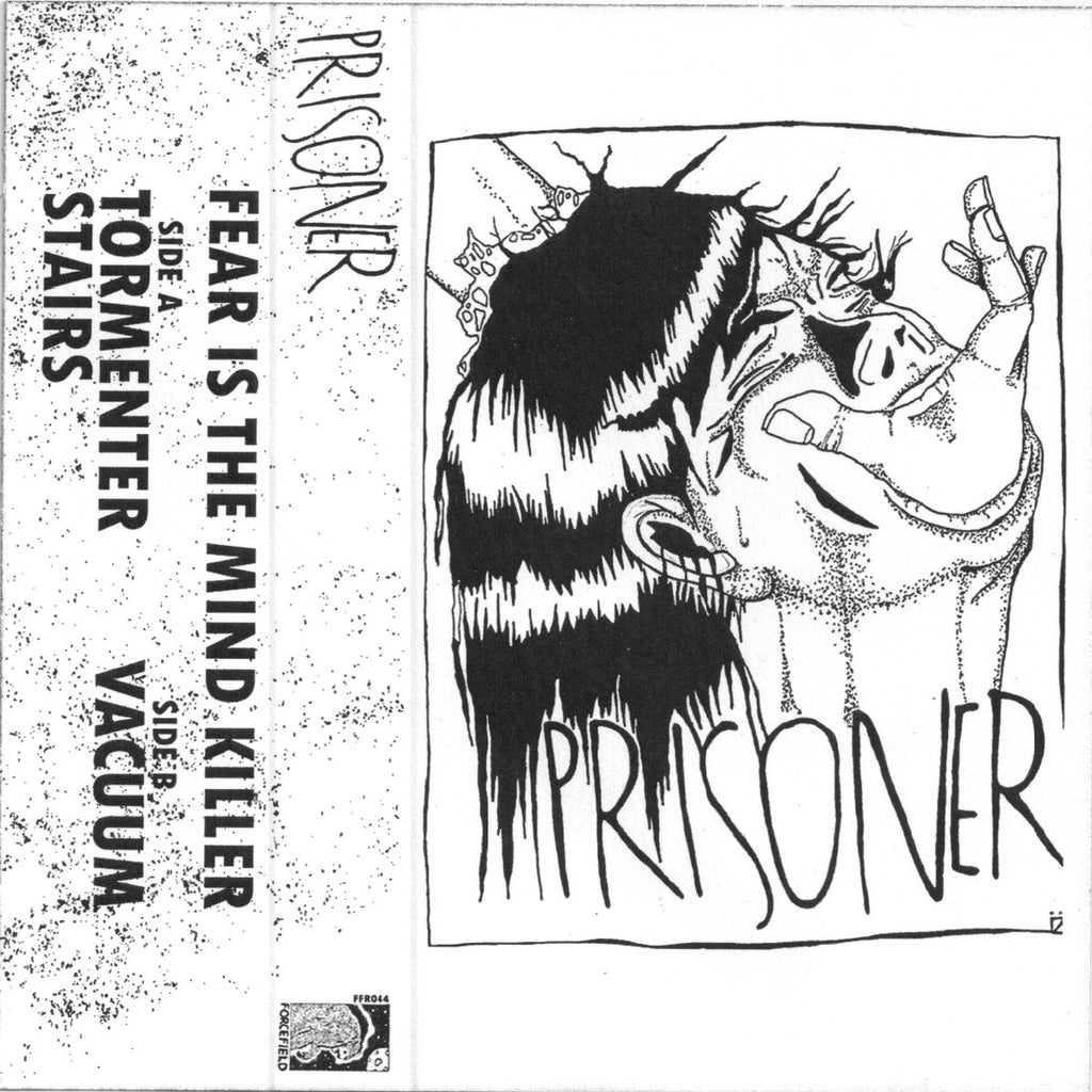 Prisoner 'Fear Is The Mind Killer' cassette tape