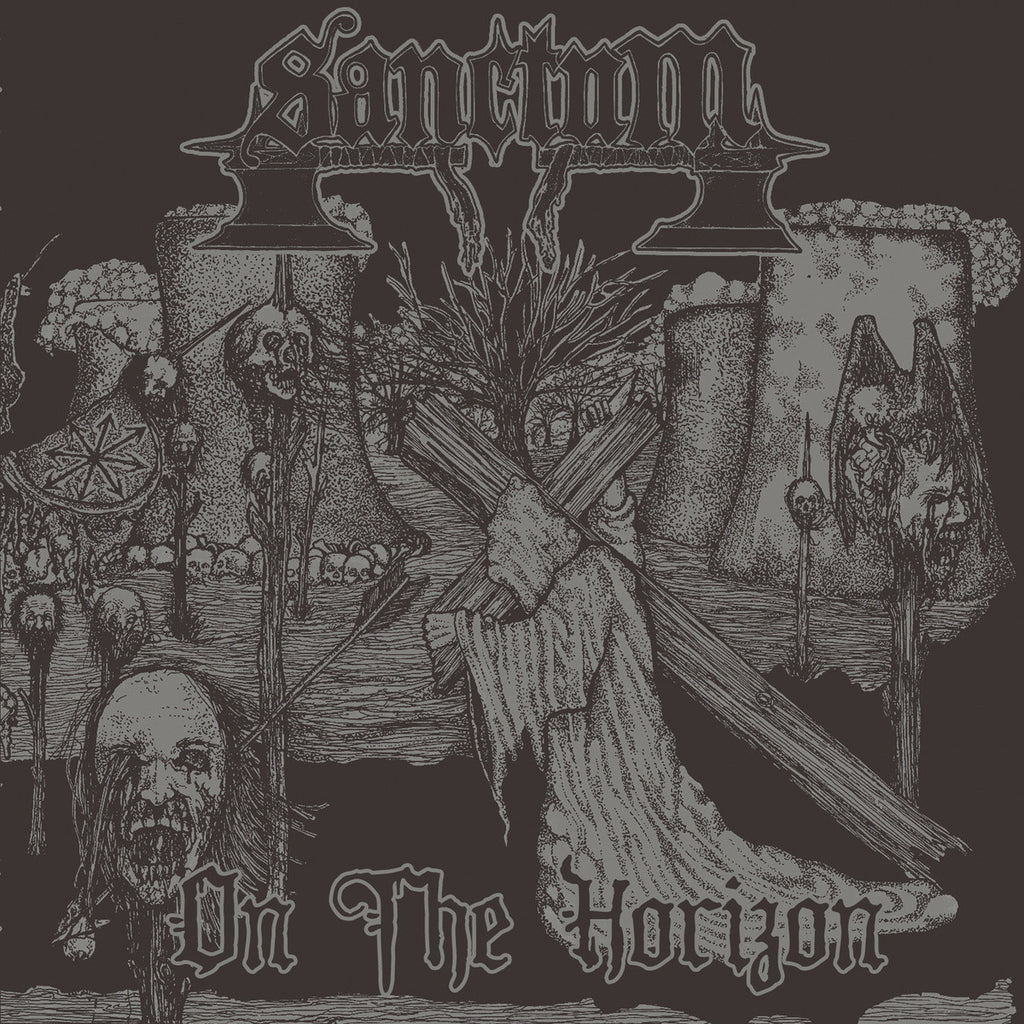 "Sanctum 'On the Horizon' 12"" LP"