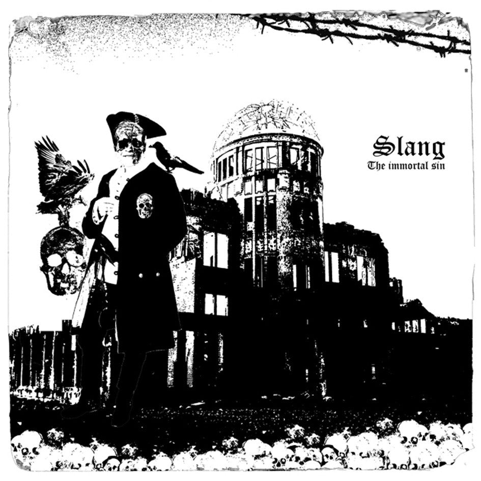 "Slang 'The Immortal Sin' 12"" LP Gatefold"