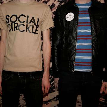 "Social Circkle 'City Shock' 12"" LP"