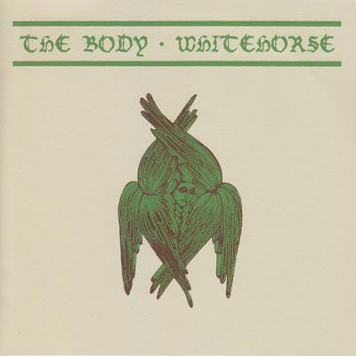 The Body / Whitehorse - split 7""