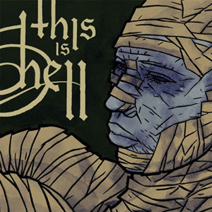 This Is Hell 's/t' CD