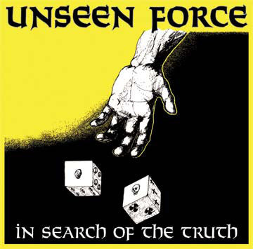 "Unseen Force 'In Search of the Truth' 12"" LP"