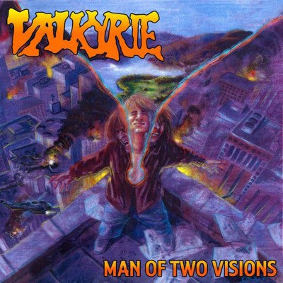 Valkyrie 'Man of Two Visions' CD