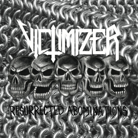 "Victimizer 'Resurrected Abominations' 12"" MLP"