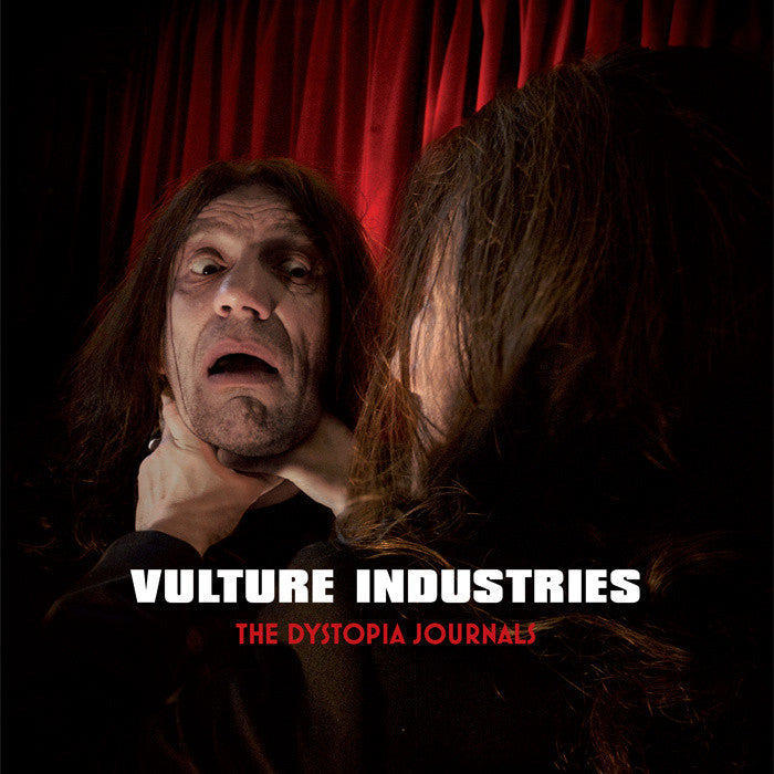 "Vulture Industries 'The Dystopia Journals' 2x12"" LP"