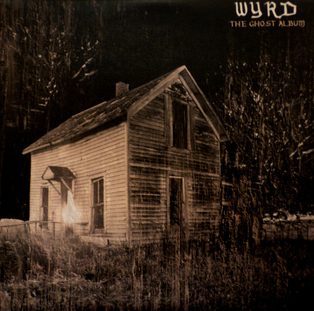 "Wyrd 'The Ghost Album' 12"" LP"