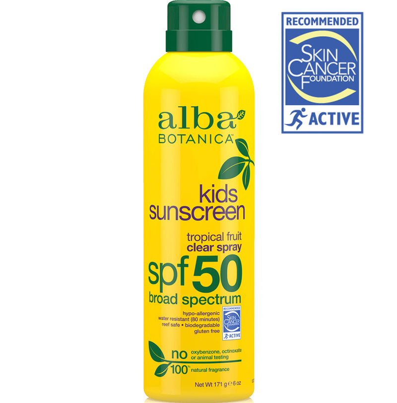Protetor Solar Kids Clear Spray SPF50