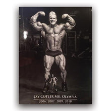 Load image into Gallery viewer, AUTOGRAPHED MR. OLYMPIA PHOTO