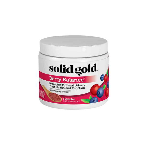 Solid Gold Berry Balance Powder