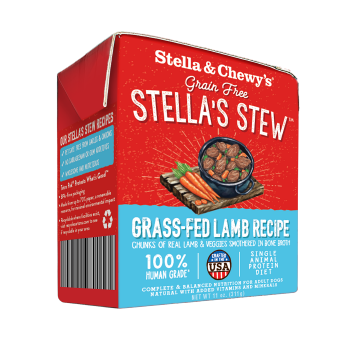 [SC-STL-11] Stella & Chewy's Stew Grass-Fed Lamb (11 oz)