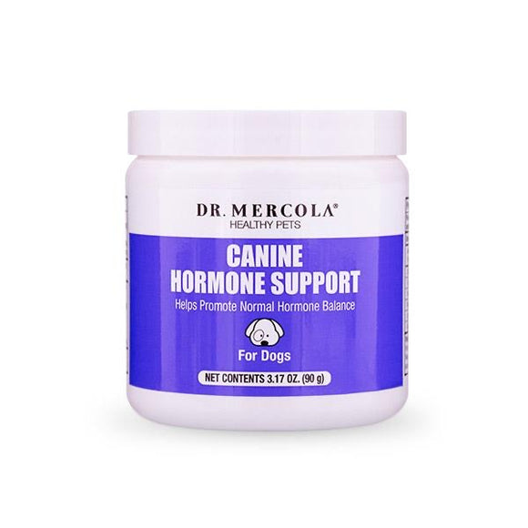 Dr Mercola's Canine Hormone Support (90g)