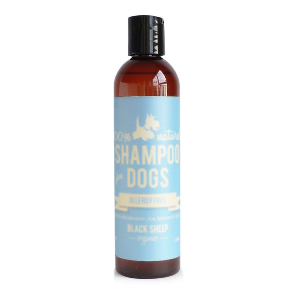 [ALLSH8] Black Sheep Organics Allergy Free Organic Shampoo for Dogs (8oz/236ml)